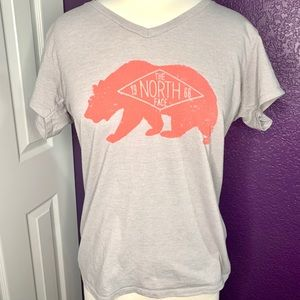 The North Face  Graphic  Slim Fit T-shirt